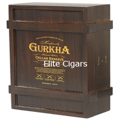 Gurkha Cellar Reserve 21 Year, Hedonism Grand Robusto